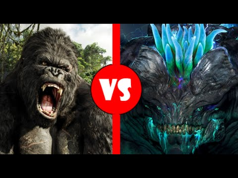 King Kong (2005) vs Leatherback