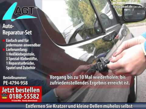 agt auto dellen reparatur set youtube. Black Bedroom Furniture Sets. Home Design Ideas