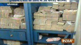 CBDT Raids Kolkata: Seized Rs 30 Crore in Raids across Kolkata, Siliguri - India TV