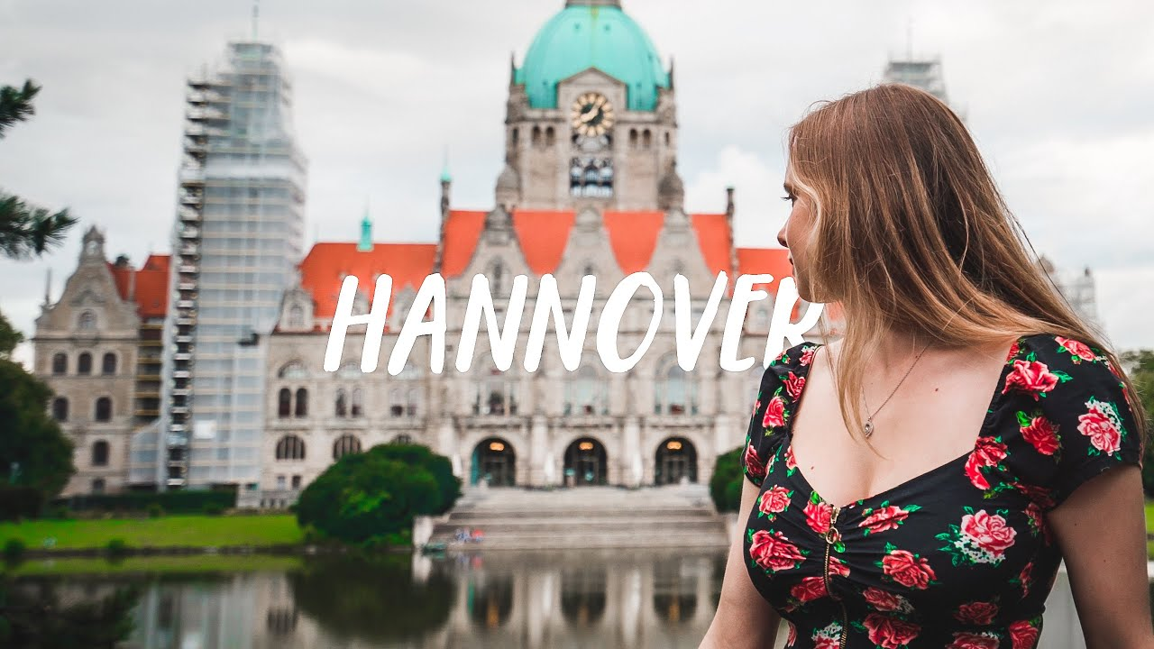 Hannover - The Forgotten City (4K)