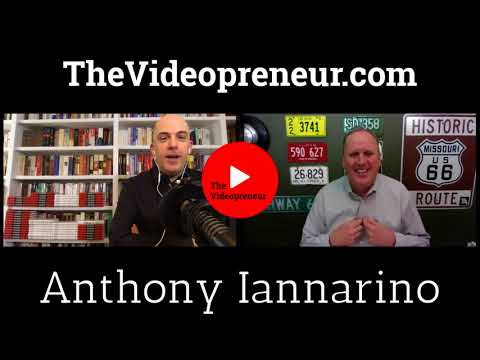 Anthony Iannarino on Video, Sales and Engaging Your Customer with Video.