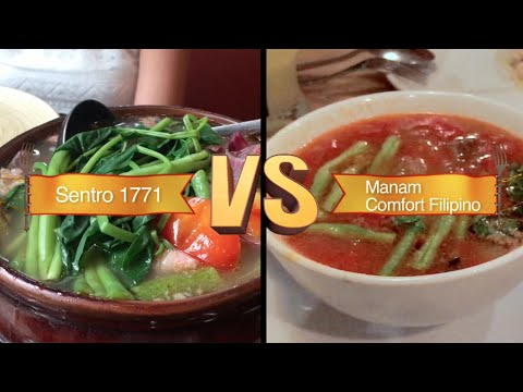 Manila - Sinigang | Food Wars Asia | Food Network Asia
