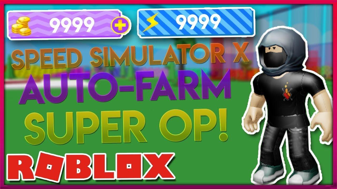Speed Hack Roblox Script Super Op Speed Simulator X Hack Auto Farm Script Roblox Exploit Script 2019 Youtube