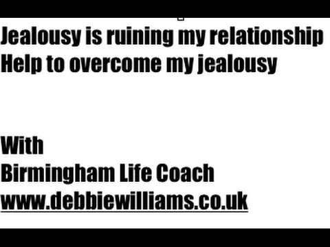 Jealousy is Ruining My Relationship. Birmingham Therapist Can Help