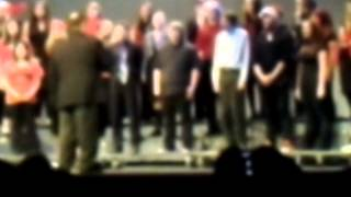 Jacob Kyte singing the lead on a Styx song for 300