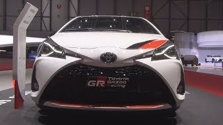 Toyota Yaris GRMN 1.8 Dual VVT-IE (2018) Exterior and Interior