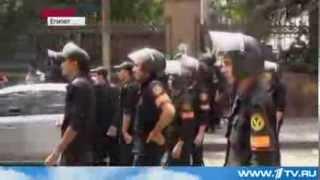 Новости сегодня 2013 - Египет  Столкновения в Каире  Один человек погиб, около 10 раненых(, 2013-08-15T09:34:30.000Z)