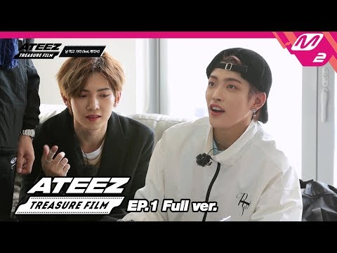 [ATEEZ TREASURE FILM] Ep.1 (Full Ver.) (ENG SUB)
