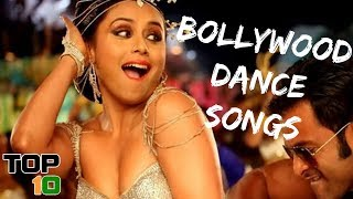 Top 10 Most Popular Bollywood Dance Songs