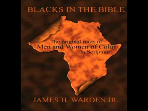"""""""Blacks in the Bible""""  Ham Father of Black Race"""