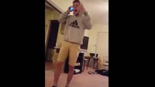 white kid kills freestyle tripping on acid