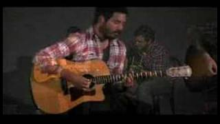 Thrice - Silver Wings (acoustic)