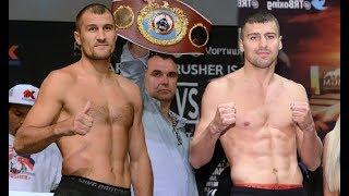 Sergey Kovalev vs Oleksandr Gvozdyk