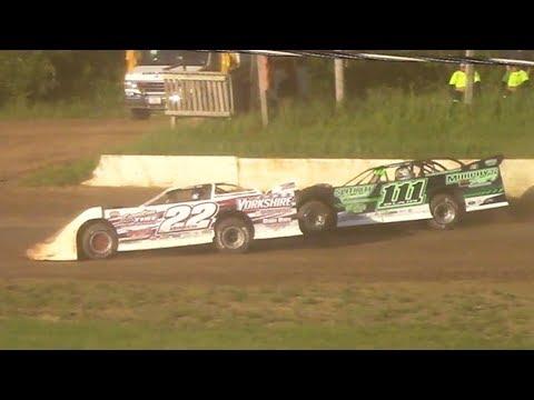 Super Late Model Heat One | Eriez Speedway | 6-2-19