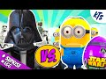DARTH VADER vs. MINIONS, you won't believe what happened | KTS 1-7
