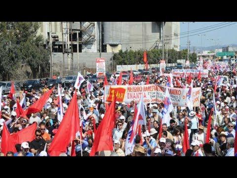 People of Greece Shake Europe