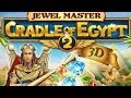 CGR Undertow JEWEL MASTER CRADLE OF EGYPT 2 3D Review For Nintendo 3DS mp3