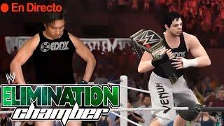 Eddy Logan Defiende el Titulo de la WWE -