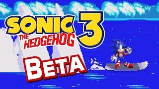 Sonic the Hedgehog 3 - Beta Bytes