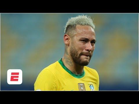 Is Neymar falling short for Brazil? 'Copa America loss vs. Argentina will hurt A LOT'   ESPN FC