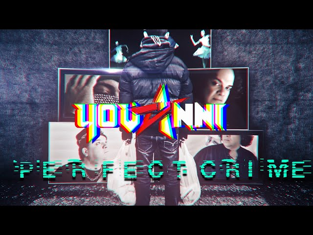 YOVANNI - Perfect Crime (Official Music Video 2020)
