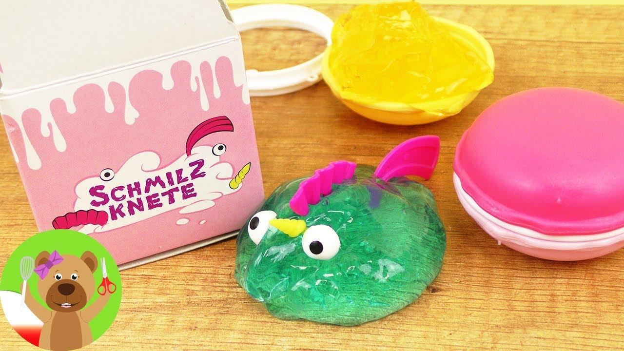 DIY Kids | Inteligentny glut jako jednorożec | urocze topniejące jednorożce z Magic Jelly