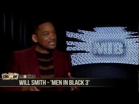 Will Smith 'Men In Black 3' Interview