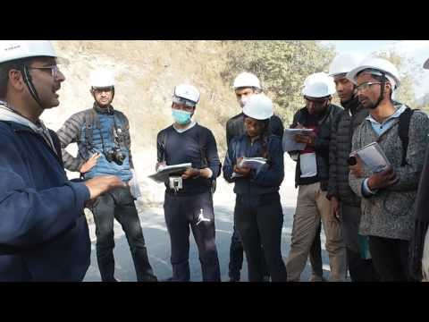 Engineering Geological Field Excursion 2073