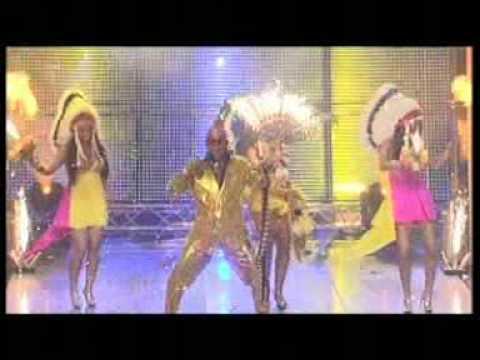 Vystoupení Daniela Nekonečného v Eurosongu 2008 s interiérovou pyrotechnikou