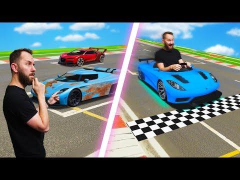 Choose Your Super Car Challenge! | GTA5