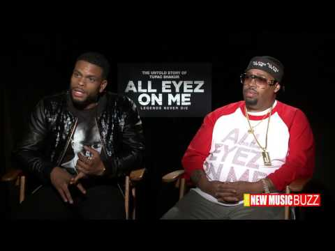 """""""All Eyez On Me'"""" Benny Boom and LT Hutton Talk Tupac's Legacy and the Untold Story"""