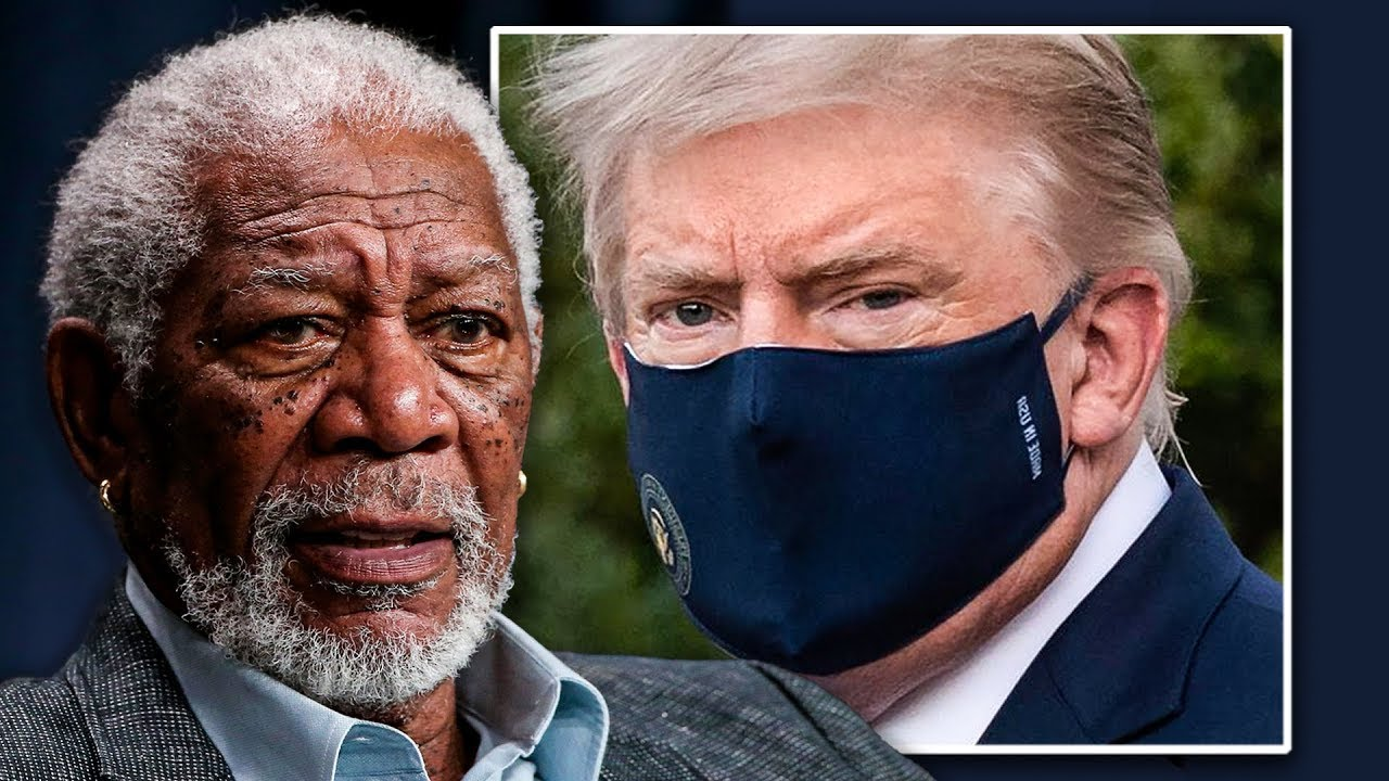 Download Morgan Freeman narrates the entire PANDEMIC in 6 minutes!