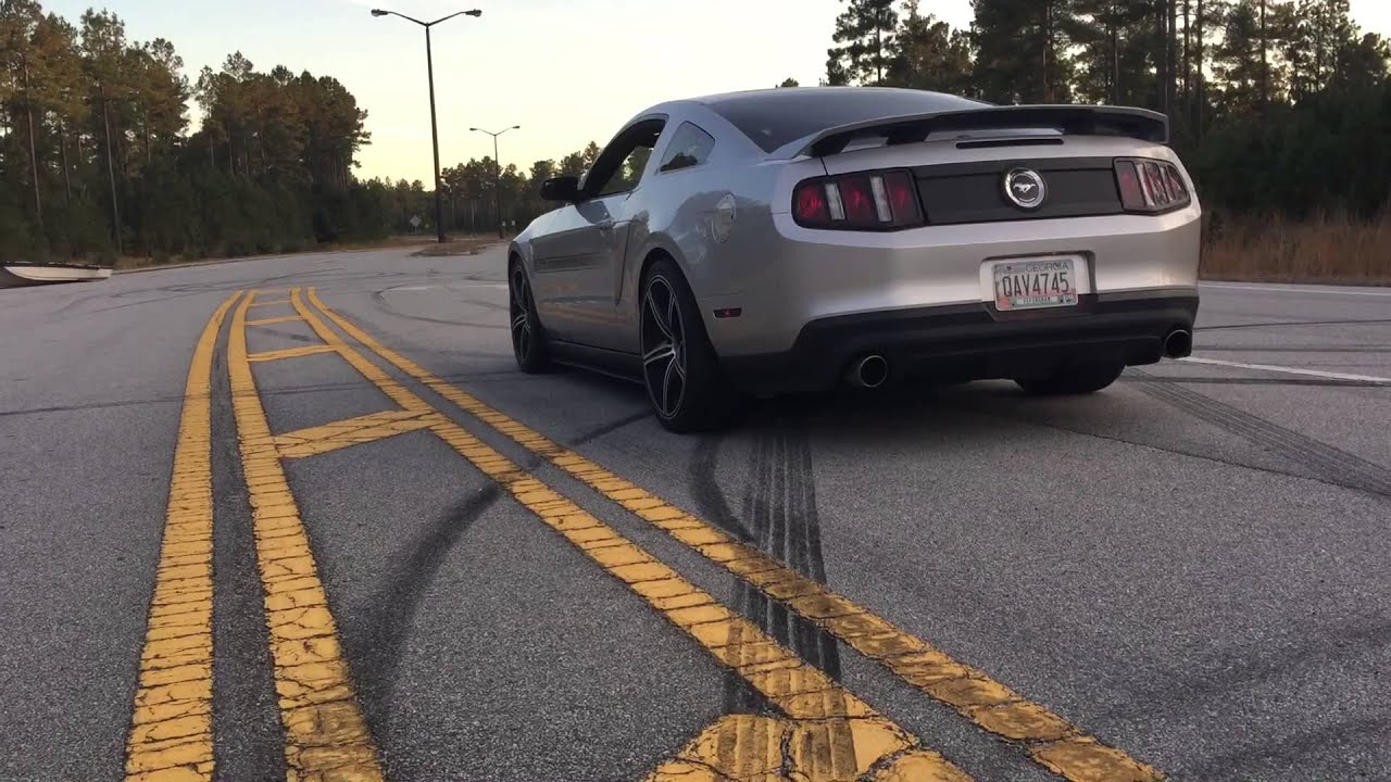 2011 Mustang GT bama ghost cam tune