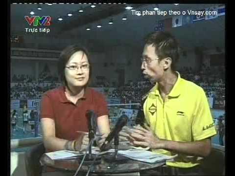 Bong chuyen nu quoc te VTV SunGroup Cup 2011 VTV Binh Dien Long An Vs Japan Student Part 1