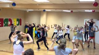 DANCEHALL CLASS FOR BEGINNERS AT ICE CREAM DANCE STUDIO BY DAHA ICE CREAM Thumbnail