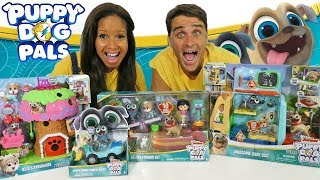 Puppy Dog Pals Brand New Toys Blind Bag Show !  || Toy Review || Konas2002
