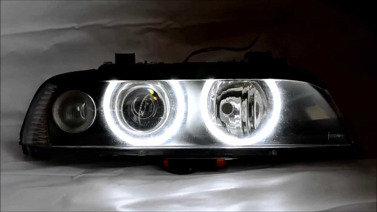 Faruri Bmw E39 Facelift Retrofit Lupe Bixenon D2s 3 Quot Si