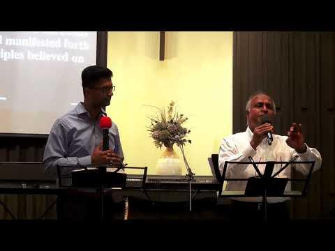 Praise & Worship Night Day 2 (Sept 16, 2017) : Message - Pr. T.D Babu