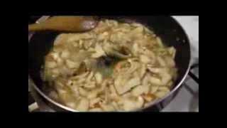 Белые грибы. Рецепт приготовления.