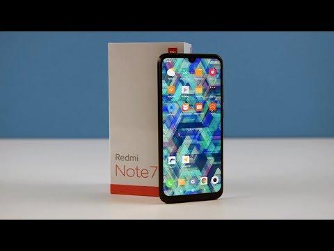 Xiaomi Redmi Note 7. Коротко о главном / Арстайл /