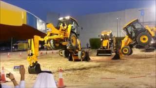 JCB Dancing Diggers -Big 5 Kuwait