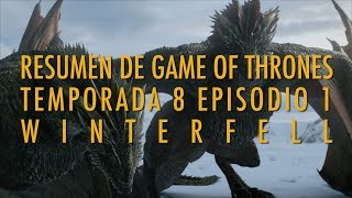 Game Of Thrones: Temporada 8 - Episodio 1: Winterfell