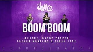 Boom Boom - RedOne, Daddy Yankee | FitDance Life (Coreografía) Dance