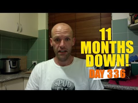 11 lessons in 11 months of my potato diet - Spud Fit Challenge day 336