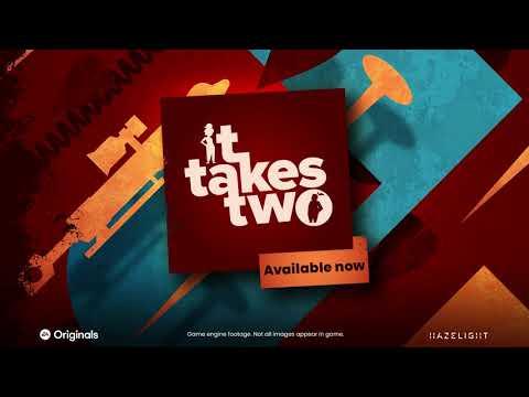 It Takes Two - Tráiler de lanzamiento jugar