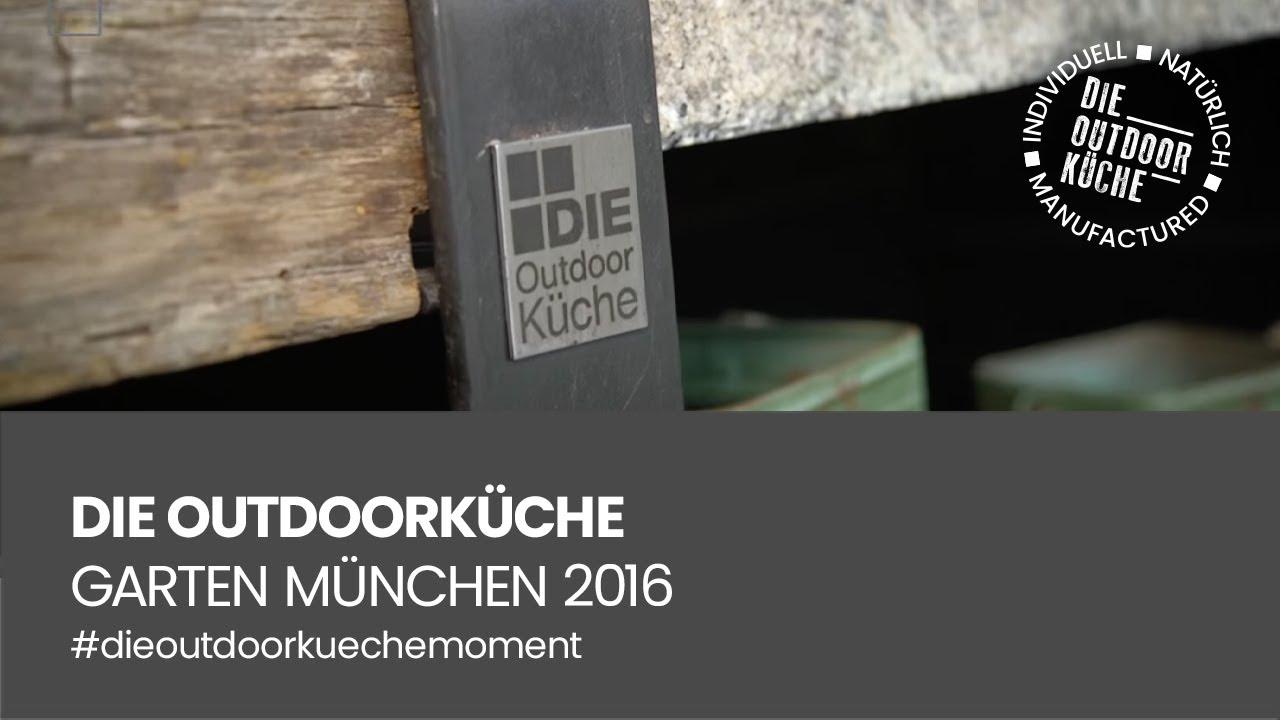 Outdoorküche Möbel München : Die outdoorküche garten münchen 2016 youtube