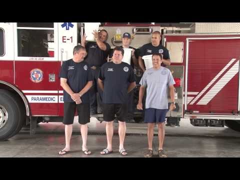 OFR Assistant Fire Chiefs ALS Ice Bucket Challenge - Odessa, Texas