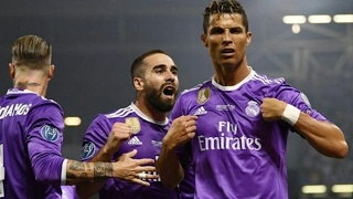 Finale Ligue des Champions 2017 : Juventus - Real Madrid  1-4