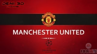 Fifa 14 | UEFA Champions League | Manchester United