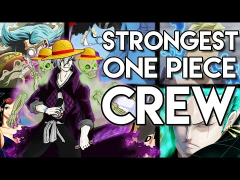 The Strongest Crew In One Piece REVEALED! - One Piece Pirate Crew Tag | My Pirate Crew
